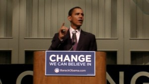 Barack Obama - Change We Can Believe In