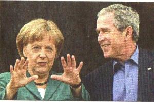 Merkel remembers