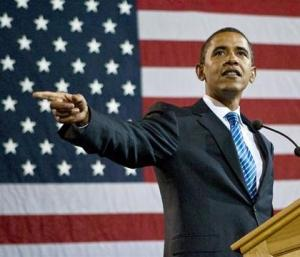 Presumptive Nominee Barack Obama