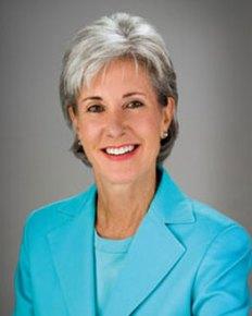 Kansas Governor Kathleen Sebelius