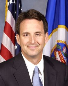 Minnesota Governor Tim Pawlenty