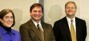 John Bitney (center)