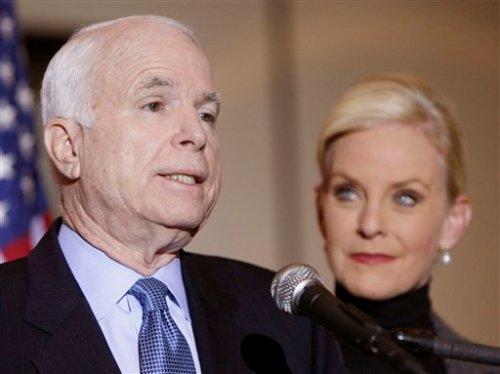 McCain Lobbyist 2008