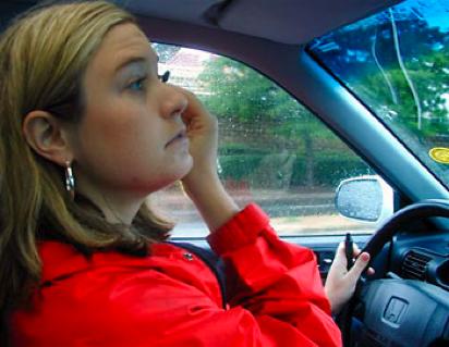 makeup driving