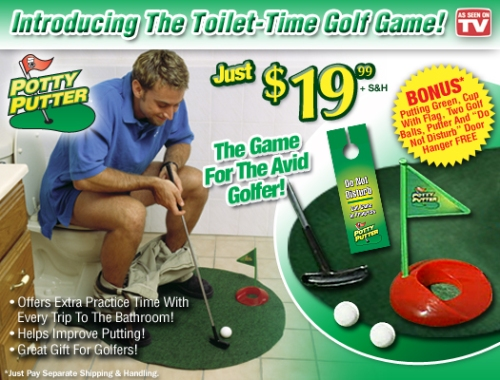 Potty Putter 2